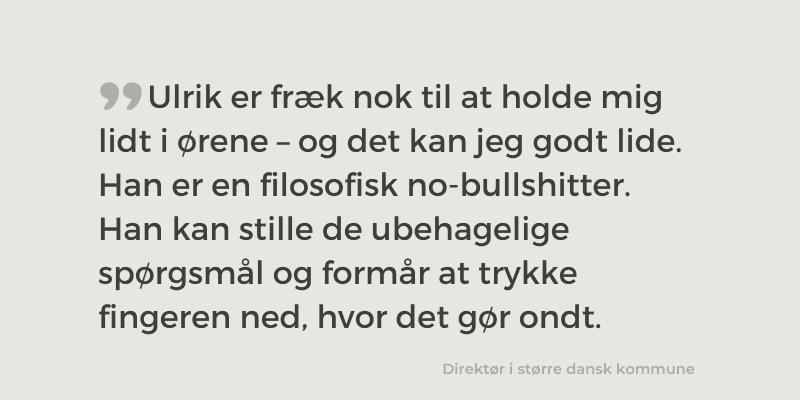 Udtalelse Ulrik